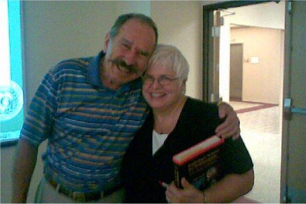 Stewart Bushong & Patricia Cline